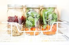 Γυάλινα βάζα για τα τρόφιμα