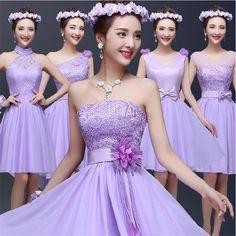 4653894bd 42 mejores imágenes de Vestidos de dama de honor