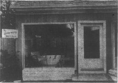 Dees extension. A beauty salon. 1960