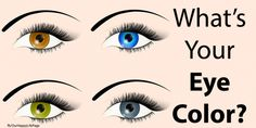 Find out how your eye color is linked to your personality traits!! | Trend Crown