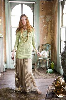 Vogue Knitting – Crochet 2014 #03 Mini Sheath Dress