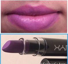 Nyx Macaron Lippie- Violet