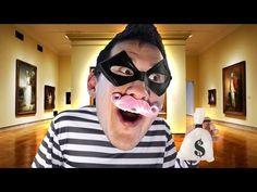 Very Organized Thief - YouTube