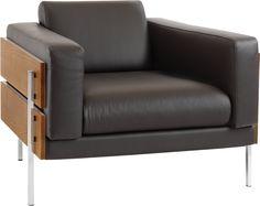 Days forum fauteuil en cuir