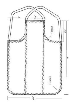 Simple chicken saddle pattern for use with single thickness of canvas… Sewing Hacks, Sewing Crafts, Sewing Projects, Chicken Saddle, Chicken Clothes, Easy Chicken Coop, Chicken Crafts, Diy Accessoires, Sewing Aprons