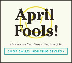 April Fools Email Marketing Design Digital Templates