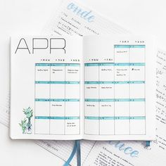 Image about april in Study / Bullet Journals  by Starryeyed