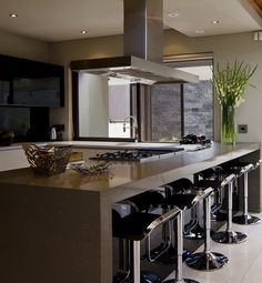 House Sed | Kitchen | Wood | Nico van der Meulen Architects #Contemporary #Residence