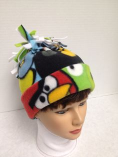 Angry bird hat!