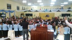 28 people received the Holy Ghost this night.