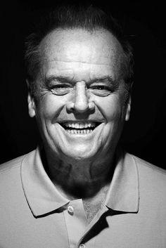 Jack Nicholson por Nigel Parry