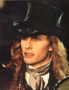 Tom Curise as Lestat: Interview with the Vampire: The Vampire Chronicles (1994)