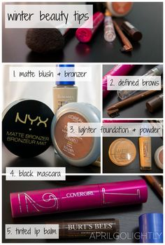 Winter Makeup Tips and Tutorial for daytime #WalgreensBeauty #shop #collectivebias