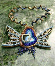 Beautiful Lionfish Pendant