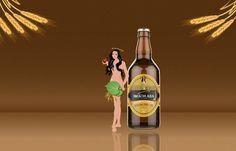 Cerveja Cerveja Imaculada Belgian Pale Ale, estilo Belgian Pale Ale, produzida por  Cervejaria Caseira, Brasil. 5.8% ABV de álcool.