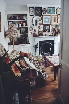 Cozy Grandma style