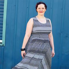 Vision in Print: Plus-Size Apparel