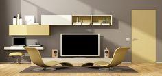 Le meuble TV, une subtile envie de déco - Le mobilier TV suit l'évolution de l'écran, petite boîte à images vintage devenue immensément plate, pour être un bel outil de rangement fonctionnel tout en étant une belle tendance déco. Il est donc évident que le meuble TV s'agrandit autant que la télévision, qui a pris des proportions démesurées par rapport à son ancêtre. Elle implique un mobilier tout aussi imposant, sans en avoir l'air. L'idée est de le magnifier avec des effets visuels, des…