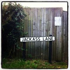 Great street name!!