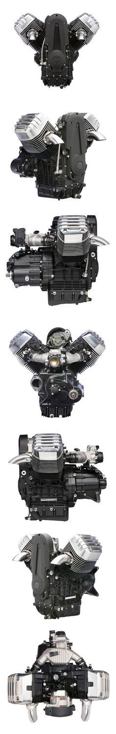 2013 Moto Guzzi California 1400 Engine