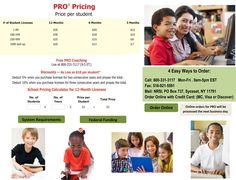 Order PRO K-12 for your struggling reader!!  It's so affordable and easy to use!  They have great customer service to help you.  You can order online now!