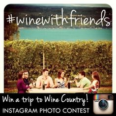 Finger Lakes Wine Country's photo contest on Instagram