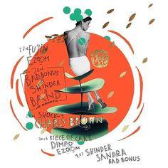 Сегодня! E-Zoom & Fujin #Bigwinefreaks (19:00-01:00) full info: facebook.com/bigwinefreaks #bwf #ezoom #djfujin