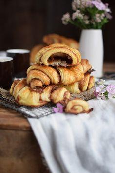 Zimtschnecken - Franzbroetchen - Hamburg Cinnamon Pastry Rolls (23)