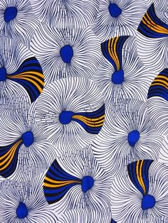 Ankara fabric White African print Fabric African fabric by the yard Wax print white african dress fabric english gold ethnic fabric African Print Dresses, African Print Fashion, African Dress, Ankara Dress, Ankara Fashion, Africa Fashion, African Prints, African Attire, African Textiles
