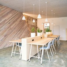 Melbourne based creatives have come put their skills together to create a unique co-working space in the suburb of Carlton North.