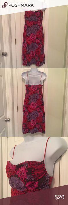 BCBGMAXAZRIA dress, size XS Lovely dress from a smoke free home. BCBGMaxAzria Dresses Midi