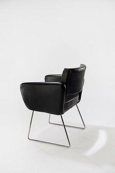 Joseph Andre Motte; #760 'Visitor' Chair for Steiner, 1958.