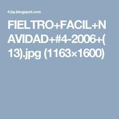 FIELTRO+FACIL+NAVIDAD+#4-2006+(13).jpg (1163×1600)