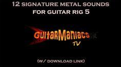 guitar rig download demo