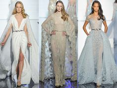 Zuhair Murad Spring 2015, lovely dresses!