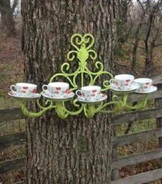 hilarious teacup set