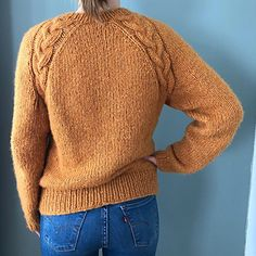 Ravelry: Hildegenseren pattern by Maria Laxdal Prytz og Marlene Kruse Go Create, Makeup Trends, Knitting Projects, Bold Colors, Ravelry, Diy And Crafts, Men Sweater, Turtle Neck, Pullover