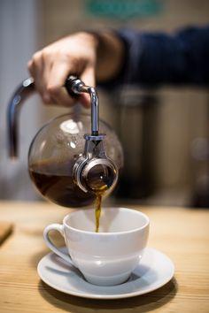 Coffee shops madrid