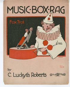 Luckey Roberts, 1914
