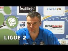 FOOTBALL -  Conférence de presse ESTAC Troyes - Havre AC (0-1) - 2013/2014 - http://lefootball.fr/conference-de-presse-estac-troyes-havre-ac-0-1-20132014/