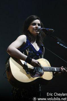 Amy Mc Donald - Concert Le Zenith (Paris) www.volubilis.net