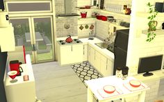 Nossa Casa Reproduzida e Decorada no The Sims 4 - She and Sally - Blog lifestyle de Goiânia