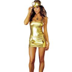 Nice Costumes Gold Digger Costume just added...