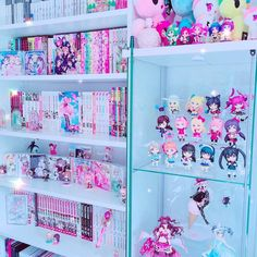 sharing my colourful collection again! ♥