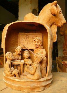 Arte Popular do Brasil: Nena