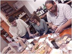 Probando vinos Malbec en la #CatadeLibros