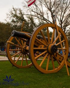 Citadel Civil War Cannon  signed matted print by CharminglyDixie, $30.00