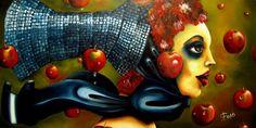 El arte de Isabelle Sauvineau