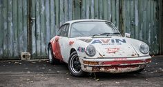 Just Do It with this ex-Acropolis Rally Porsche 911