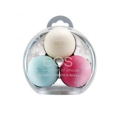 eos - All Natural Limited Edition Lip Balm 3 Pack | EOS Evolution of Smoothhttp://aguidetowhatsinsideyourbeautybag.blogspot.com/